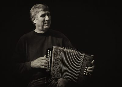 Dave Jensen: Accordionist