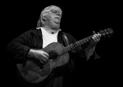 Thom Adkins: Bluesman